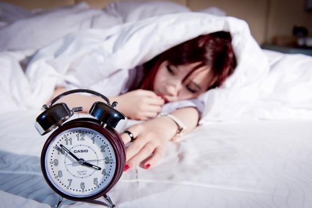 朝気持ちよく目覚める為に