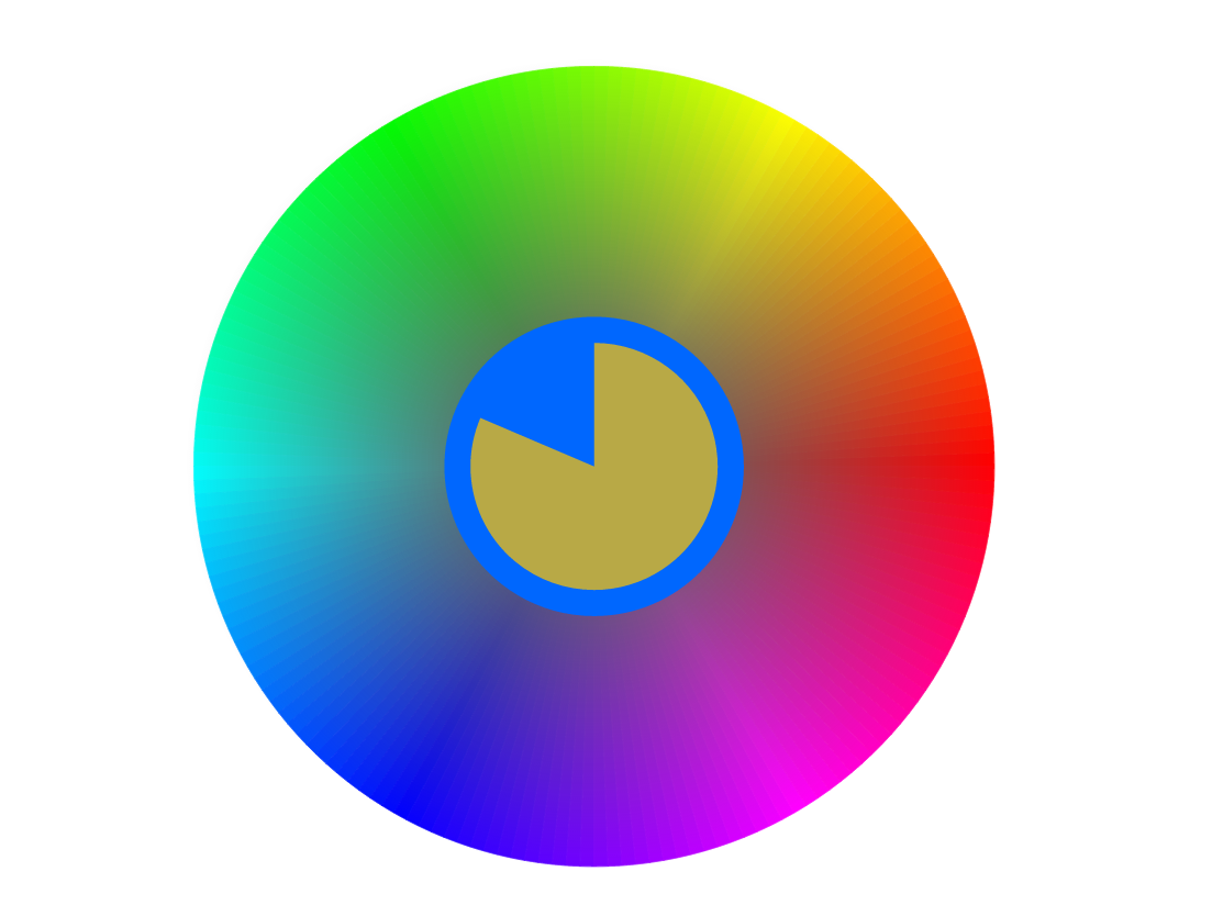 色相感覚を計るゲーム