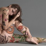 タトゥーを入れる方法