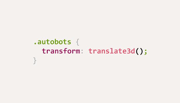css-puns-autobots