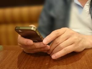 スマートフォンの利用率拡大