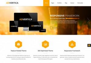ワードプレステーマ:advertica