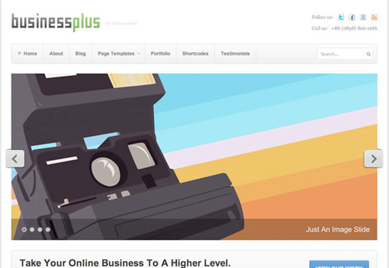 businessplus:ワードプレス(wordpress)テーマ