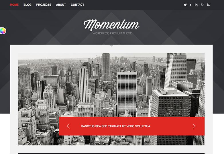 momentum:ワードプレス(wordpress)テーマ