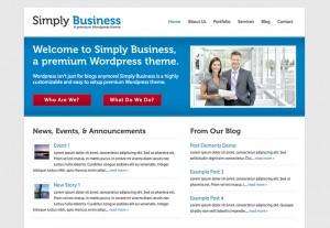simplybusiness:ワードプレス(wordpress)テーマ