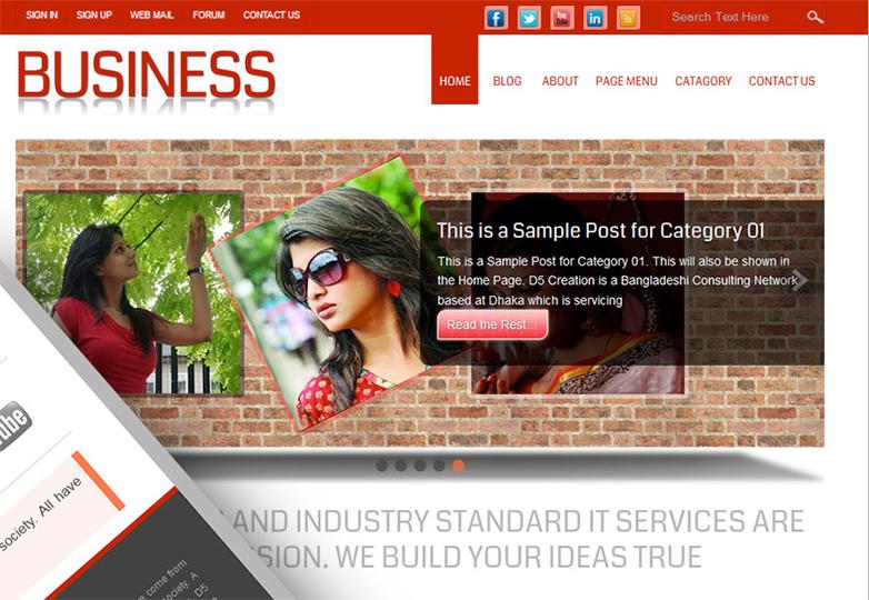 smallbusiness:ワードプレス(wordpress)テーマ