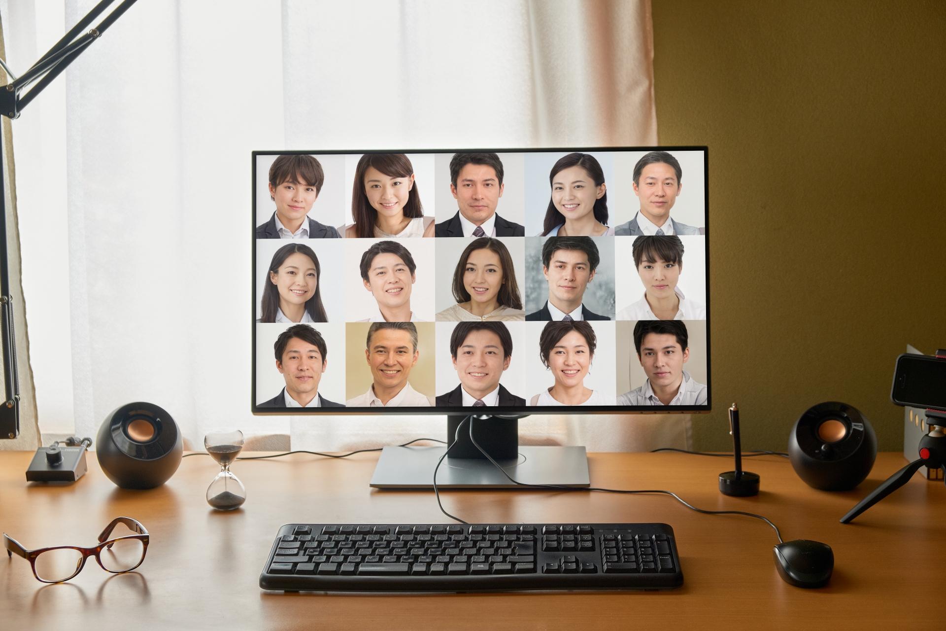 【PC版zoomの始め方】会員登録とログイン方法