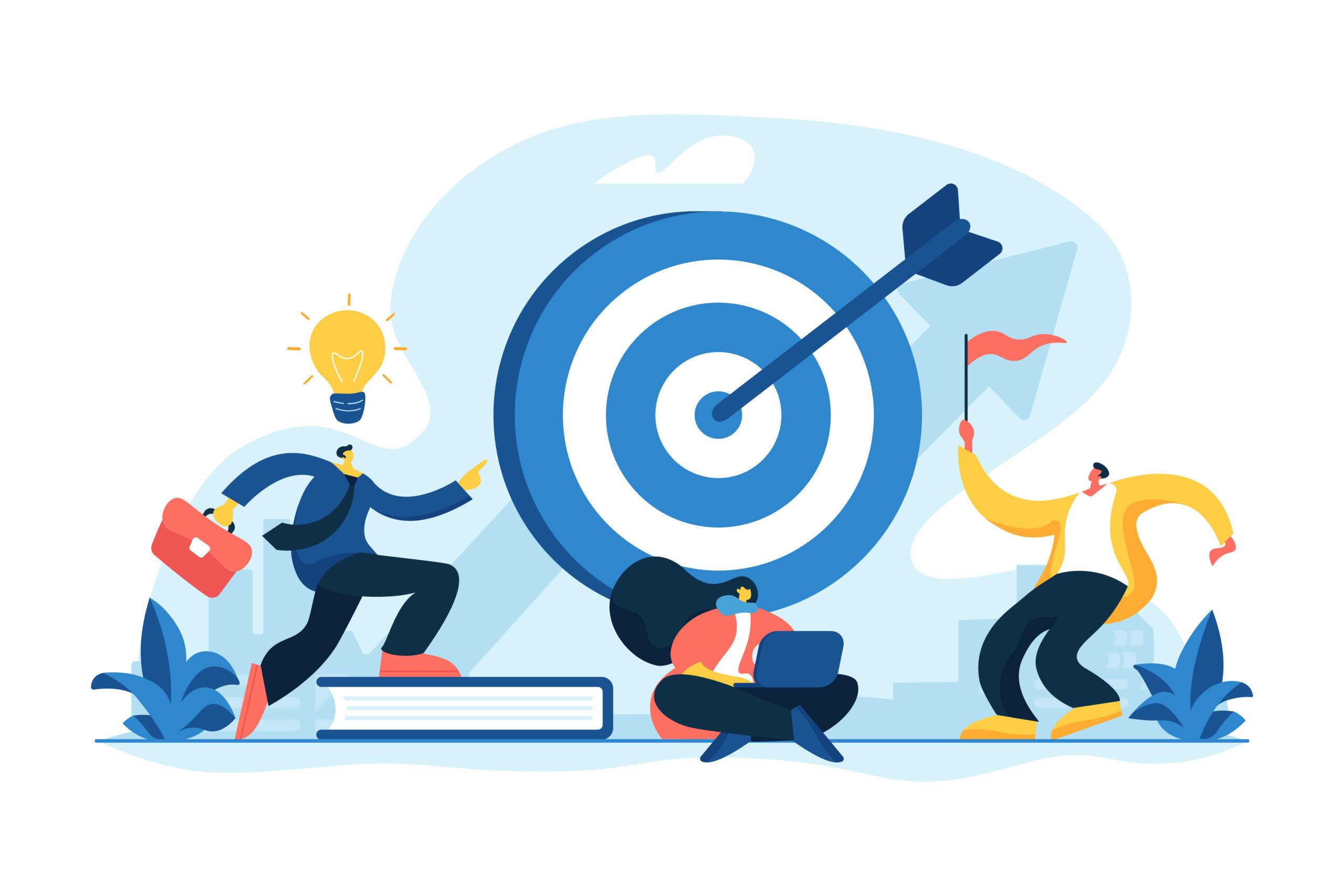 成長できる目標設定の方法はSMARTの法則